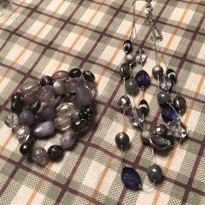 NY&CO Necklace & Bracelet